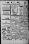 The Cuervo Clipper, 08-18-1911