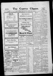 The Cuervo Clipper, 10-10-1912
