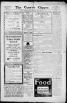 The Cuervo Clipper, 02-22-1918