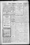 The Cuervo Clipper, 03-15-1918