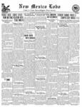 New Mexico Lobo, Volume 033, No 14, 1/9/1931