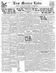 New Mexico Lobo, Volume 033, No 16, 1/23/1931 by University of New Mexico
