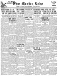 New Mexico Lobo, Volume 034, No 19, 2/19/1932 by University of New Mexico