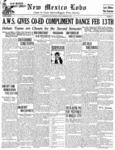 New Mexico Lobo, Volume 034, No 21, 3/4/1932 by University of New Mexico