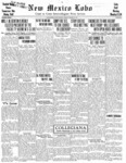 New Mexico Lobo, Volume 034, No 24, 3/24/1932 by University of New Mexico