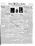 New Mexico Lobo, Volume 036, No 25, 3/23/1934 by University of New Mexico