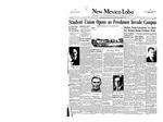 New Mexico Lobo, Volume 040, No 1, 9/11/1937