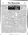New Mexico Lobo, Volume 040, No 8, 10/6/1937