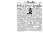 New Mexico Lobo, Volume 040, No 16, 11/6/1937