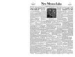 New Mexico Lobo, Volume 040, No 19, 11/17/1937