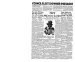 New Mexico Lobo, Volume 043, No 54, 5/2/1941