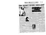 New Mexico Lobo, Volume 049, No 1, 9/24/1946