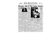 New Mexico Lobo, Volume 050, No 1, 9/19/1947