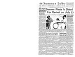 The Summer Lobo, Volume 014, No 6, 7/16/1948