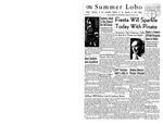 The Summer Lobo, Volume 014, No 7, 7/23/1948