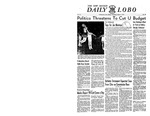The New Mexico Daily Lobo, Volume 052, No 35, 3/1/1950
