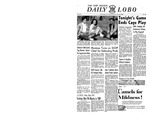 The New Mexico Daily Lobo, Volume 052, No 36, 3/2/1950 by University of New Mexico
