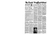 The New Mexico Daily Lobo, Volume 052, No 50, 3/28/1950