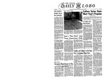 The New Mexico Daily Lobo, Volume 052, No 57, 4/12/1950 by University of New Mexico