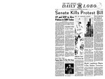 The New Mexico Daily Lobo, Volume 052, No 61, 4/19/1950 by University of New Mexico