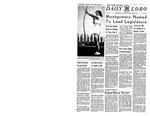 The New Mexico Daily Lobo, Volume 052, No 63, 4/21/1950
