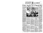 The New Mexico Daily Lobo, Volume 052, No 65, 4/26/1950 by University of New Mexico