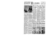 The New Mexico Daily Lobo, Volume 052, No 69, 5/3/1950 by University of New Mexico