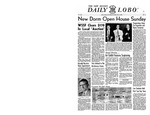 The New Mexico Daily Lobo, Volume 052, No 71, 5/5/1950 by University of New Mexico