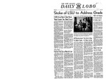 The New Mexico Daily Lobo, Volume 052, No 72, 5/9/1950 by University of New Mexico
