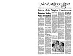 The New Mexico Daily Lobo, Volume 052, No 81, 6/16/1950 by University of New Mexico