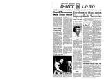 The New Mexico Daily Lobo, Volume 053, No 3, 9/19/1950 by University of New Mexico