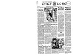 The New Mexico Daily Lobo, Volume 053, No 8, 9/27/1950 by University of New Mexico