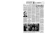 The New Mexico Daily Lobo, Volume 053, No 11, 10/3/1950