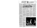 The New Mexico Daily Lobo, Volume 053, No 13, 10/5/1950