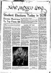 New Mexico Lobo, Volume 054, No 82, 5/1/1952 by University of New Mexico