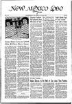 New Mexico Lobo, Volume 054, No 92, 6/20/1952 by University of New Mexico