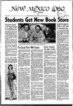 New Mexico Lobo, Volume 054, No 93, 6/27/1952 by University of New Mexico