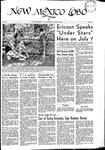 New Mexico Lobo, Volume 054, No 94, 7/3/1952 by University of New Mexico