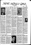 New Mexico Lobo, Volume 054, No 96, 7/18/1952 by University of New Mexico