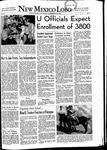 New Mexico Lobo, Volume 055, No 4, 9/19/1952