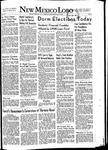 New Mexico Lobo, Volume 055, No 5, 9/23/1952 by University of New Mexico