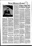 New Mexico Lobo, Volume 055, No 19, 10/24/1952 by University of New Mexico