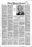 New Mexico Lobo, Volume 055, No 24, 11/6/1952