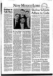 New Mexico Lobo, Volume 055, No 27, 11/13/1952 by University of New Mexico