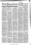 New Mexico Lobo, Volume 055, No 33, 12/2/1952 by University of New Mexico