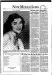 New Mexico Lobo, Volume 055, No 35, 12/5/1952