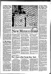 New Mexico Lobo, Volume 055, No 37, 12/11/1952 by University of New Mexico