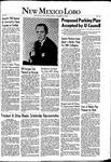 New Mexico Lobo, Volume 055, No 38, 12/12/1952 by University of New Mexico