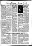 New Mexico Lobo, Volume 055, No 39, 12/16/1952