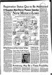 New Mexico Lobo, Volume 055, No 44, 1/30/1953 by University of New Mexico